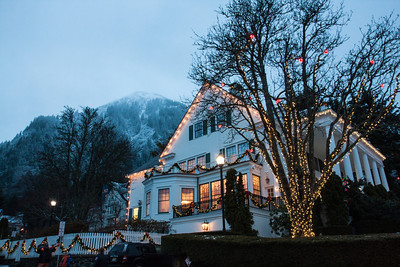 Governor's mansion — Juneau, Alaska