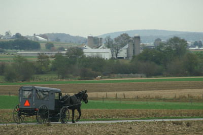 Amish country: Intercourse PA