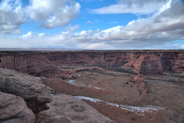 Wide Part of Canyon