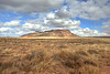 Mound in painted desert
