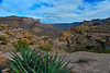 Apache Trail and great view