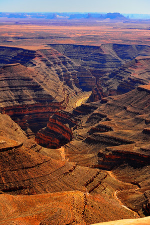 Muley Point view of Colorado River