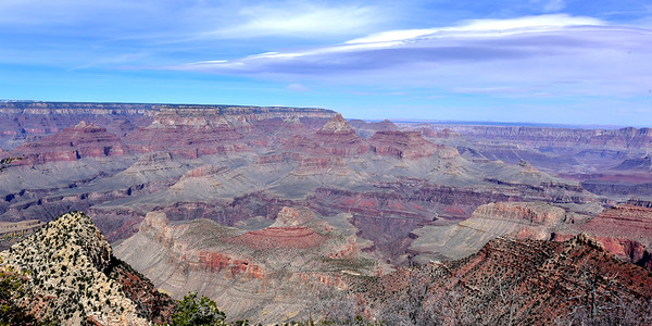 Glorious View of the Grand Canyon