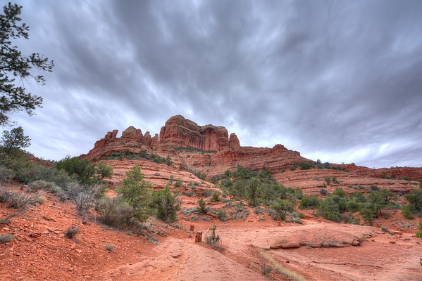 Catherdral Butte