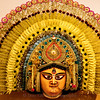West Bengal Durga Mask