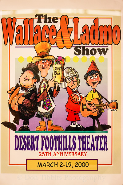 The Wallace & Ladmo Show Flyer