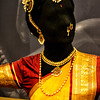 Indian Bharata-Natyam Costume