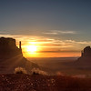 Mittens - Monument Valley, AZ