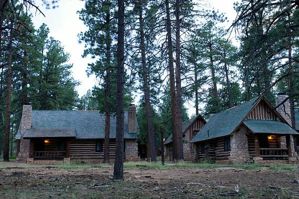 Cabins at Bryce Canyon Lodge