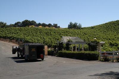 California Wine Country & the Pacific Coast