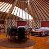 Treebones Inn: The yurts