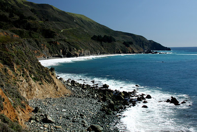 Big Sur, CA ... March 10, 2009 ... Photo by Rob Page III