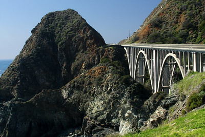 Along Highway 1 - Big Sur, CA ... March 10, 2009 ... Photo by Rob Page III