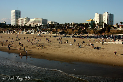 Santa Monica, CA ... March 8, 2009 ... Photo by Rob Page III