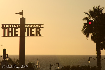 Redondo Beach - Redondo Beach ... March 7, 2009 ... Photo by Emily Page