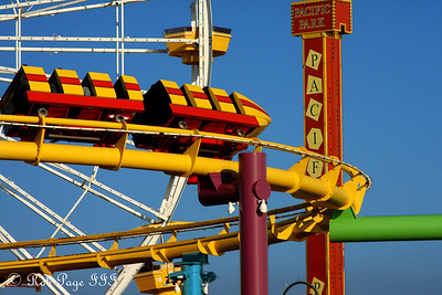 Pacific Park - Santa Monica, CA ... March 8, 2009 ... Photo by Rob Page III