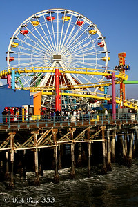 Santa Monica Pier - Santa Monica, CA ... March 8, 2009 ... Photo by Rob Page III