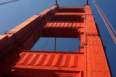 The Golden Gate Bridge - San Francisco, CA ... March 12, 2009 ... Photo by Rob Page III