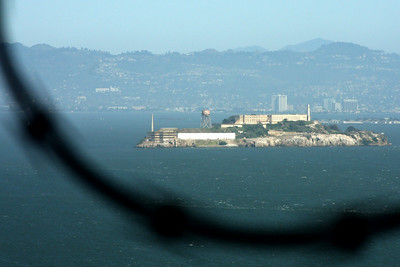 Alcatraz - San Francisco, CA ... March 12, 2009 ... Photo by Rob Page III