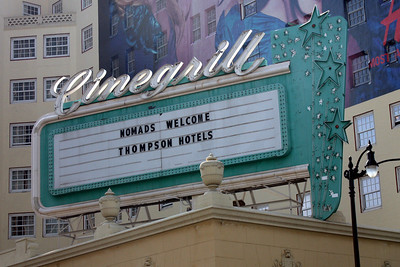 Nomads Welcome - Hollywood, CA ... March 8, 2009 ... Photo by Rob Page III