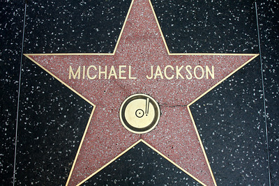 Michael Jackson - Hollywood, CA ... March 8, 2009 ... Photo by Rob Page III