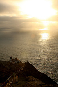 Point Reyes Lighthouse - Point Reyes National Seashore, CA ... March 12, 2009 ... Photo by Rob Page III