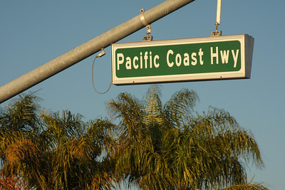 The PCH - Redondo Beach ... March 7, 2009 ... Photo by Rob Page III
