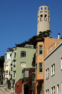 Coit Tower - San Francisco, CA ... March 13, 2009 ... Photo by Rob Page III