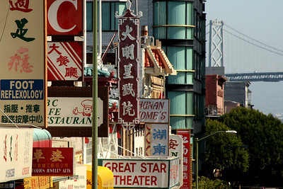Chinatown - San Francisco, CA ... March 13, 2009 ... Photo by Rob Page III