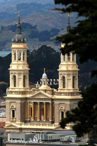 The St. Ignatius Church - San Francisco, CA ... August 14, 2010 ... Photo by Rob Page III