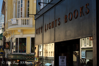 City Lights Books - San Francisco, CA ... August 14, 2010 ... Photo by Rob Page III