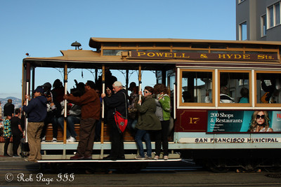 The San Francisco Cable Car - San Francisco, CA ... August 14, 2010 ... Photo by Rob Page III