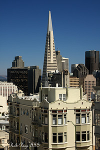 The Transamerica Pyramid - San Francisco, CA ... August 14, 2010 ... Photo by Rob Page III