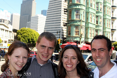 Enjoying the city - San Francisco, CA ... August 14, 2010 ... Photo by Rob Page III