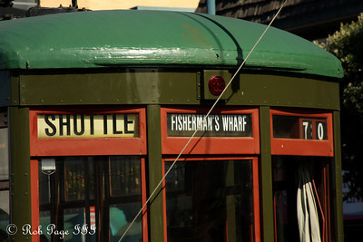 Headed to Fisherman's Wharf? - San Francisco, CA ... August 14, 2010 ... Photo by Rob Page III