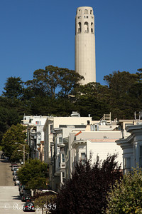 Coit Tower - San Francisco, CA ... August 14, 2010 ... Photo by Rob Page III