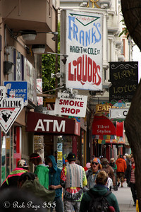 The Haight - San Francisco, CA ... August 14, 2010 ... Photo by Rob Page III