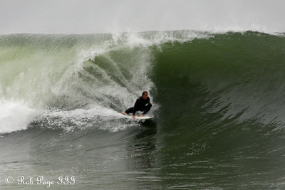 Surfing - Huntington Beach, CA ... March 15, 2012 ... Photo by Rob Page III