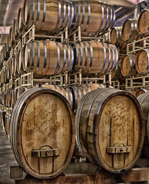 L. A. Cetto Winery - Ensenada