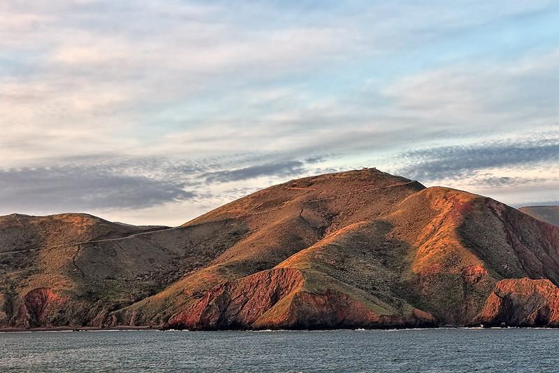 Hawk Hill - Marin Headlands