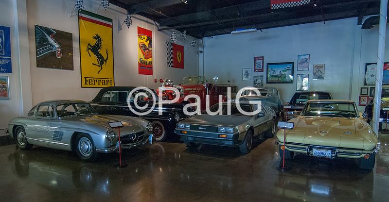 Marconi Auto Museum
