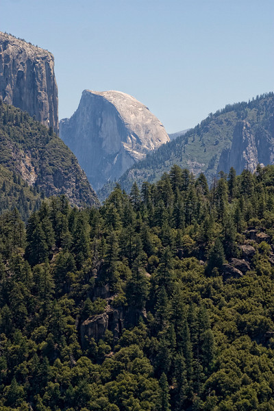 Half Dome; Yosemite National Park