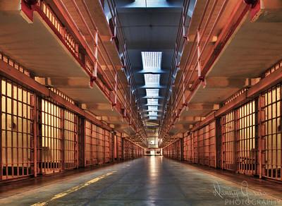 Inside Alcatraz