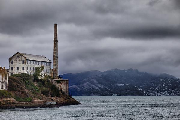 Alcatraz power station