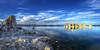 Tufa Sunset HDR