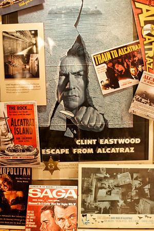 The legend of Alcatraz as seen by Hollywood