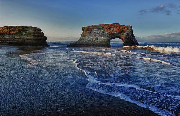 Covered Bridge - Santa Cruz