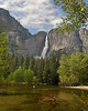 Yosemite Falls and river