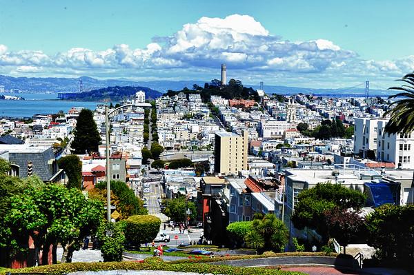 Streets of San Fransisco