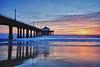 Blue Huntington Beach Pier copy